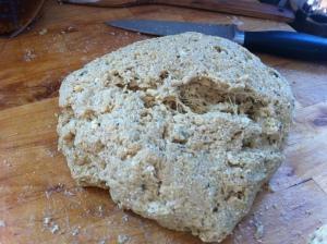 Dough blob
